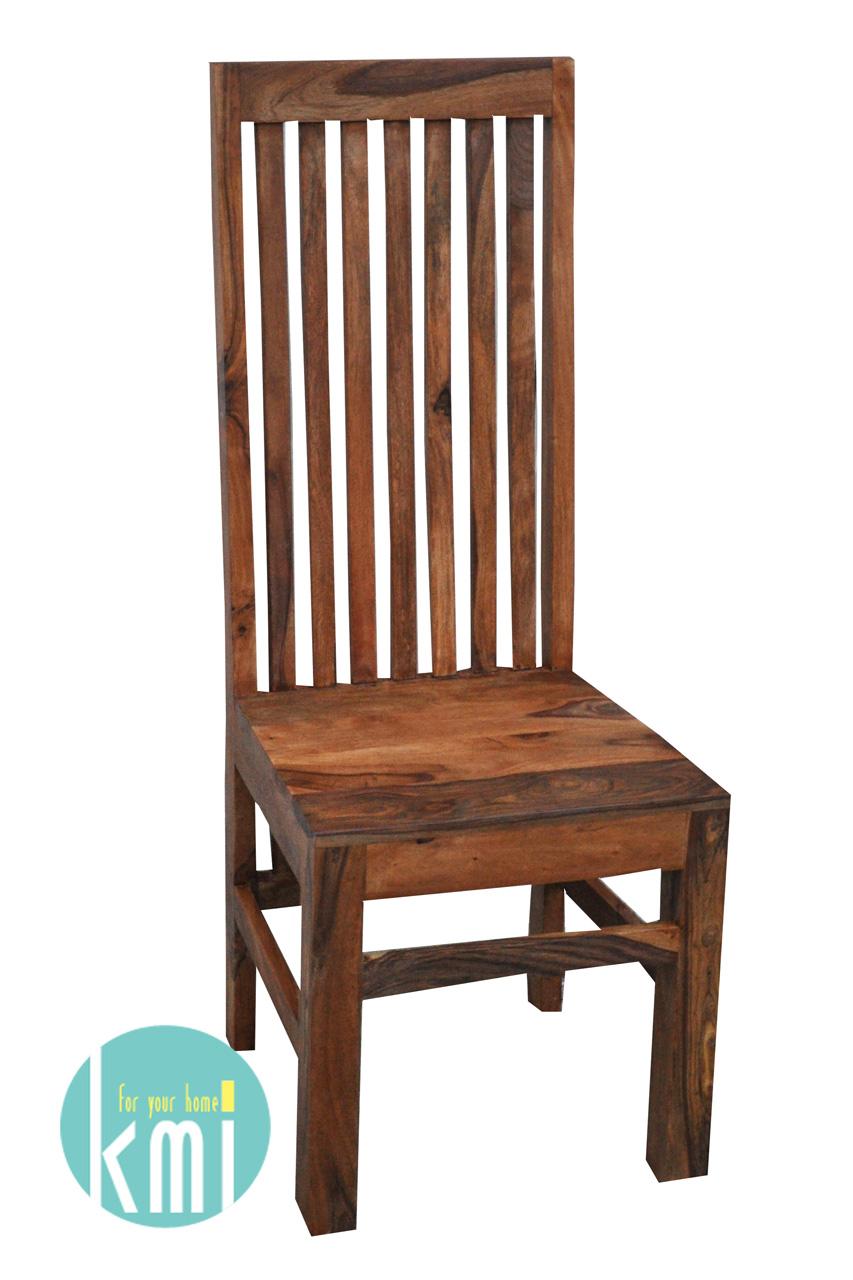 krzes�o drewniane meble indyjskie kolonialne karina