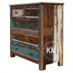 meble industrialne | komoda Loft Colors recykling M-25 B