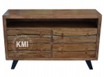 meble designerskie | komoda Nature Line akacja light walnut