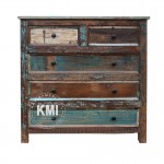 meble loftowe | komoda Loft Colors recykling M-25 B