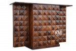 meble designerskie | bar diamond brown
