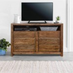 komoda Ocean akacja light walnut