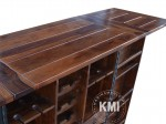 meble industrialne | bar diamond brown
