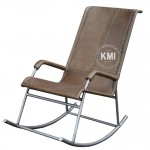 meble designerskie fotel w stylu loft Irone Chair