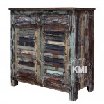 meble loftowe | komoda Loft Colors recykling MH-038