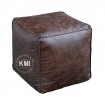 meble industrialne | pufa Brown M5976