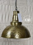 "lampa ""Hammered Brass"""