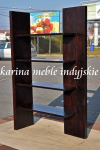 "biblioteczka ""Narika"" LD-412 dark brown"