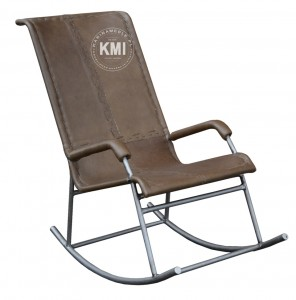 "fotel w stylu loft ""Irone Chair"""