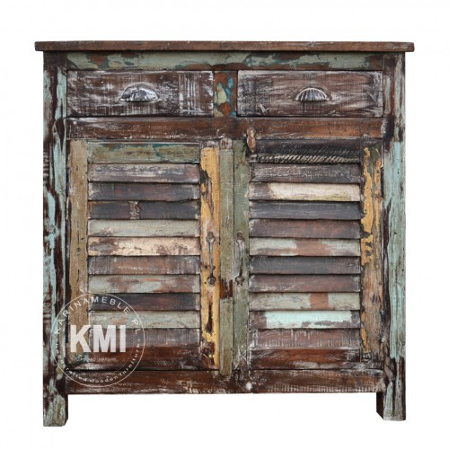 meble industrialne | komoda Loft Colors recykling MH-038