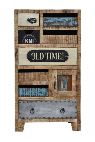 meble kolonialne | komoda Lost In Time M-1061