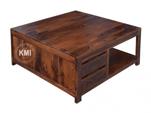 meble kolonialne | stolik Narika NAC- 332 brown