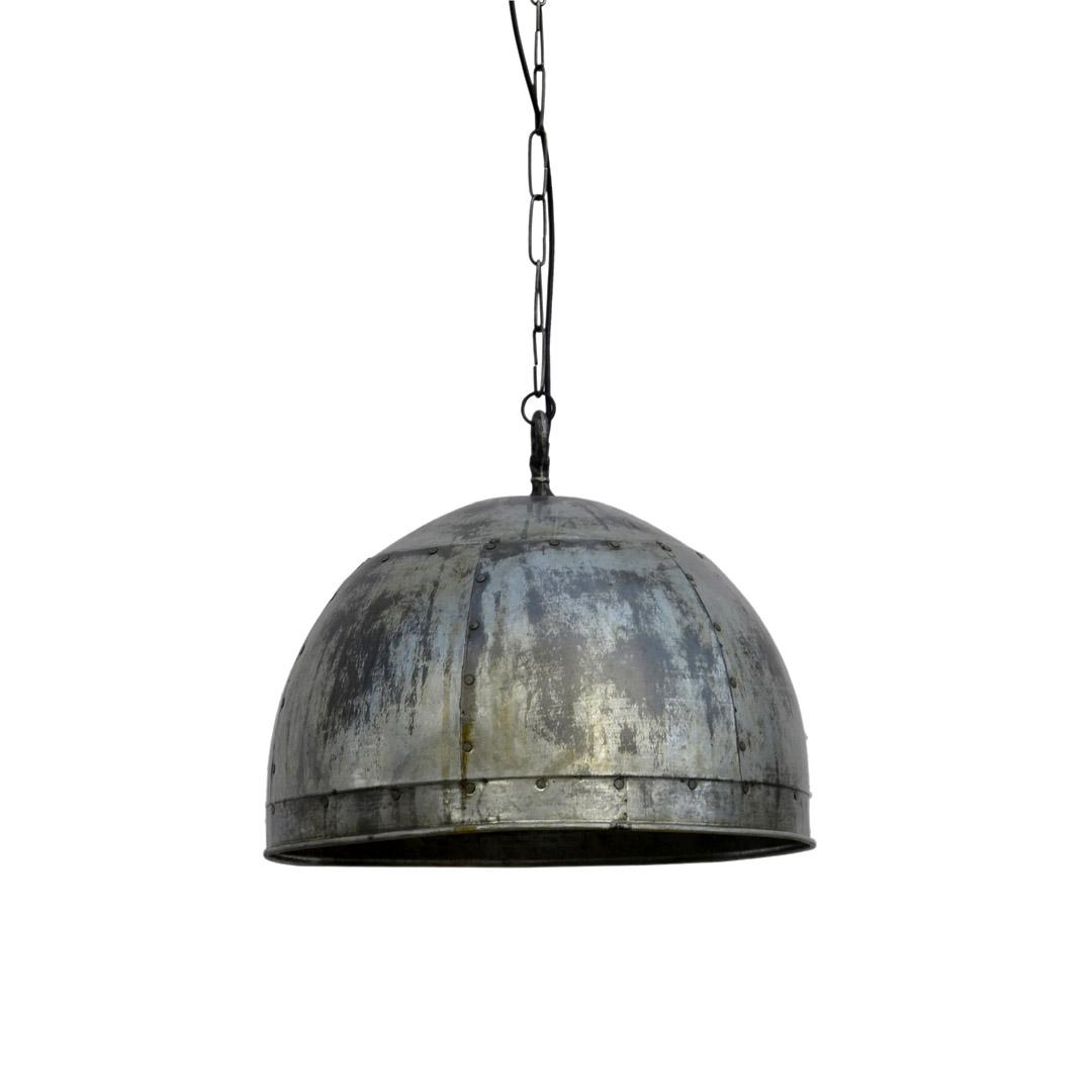 Metalowa Lampa Industrialna Loftowa Zinc Srednia Meble Loftowe