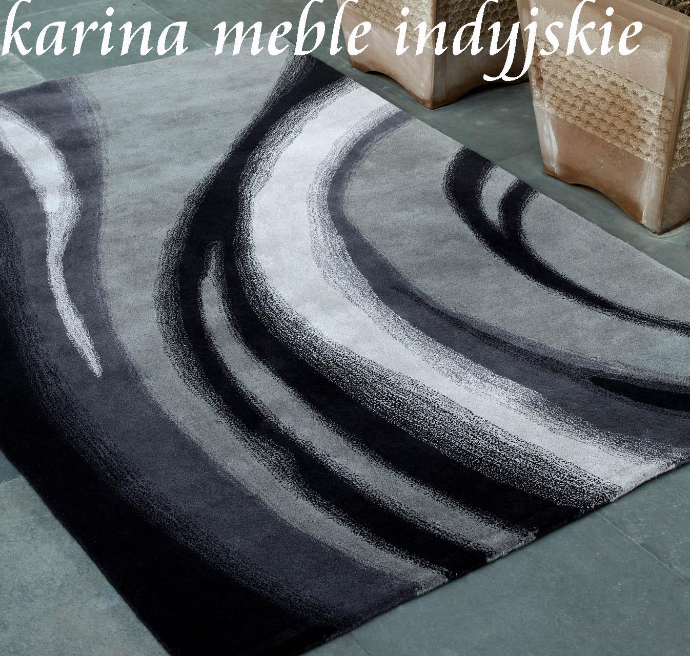 Dywan Capella 100 Wełna 140x210 Cm